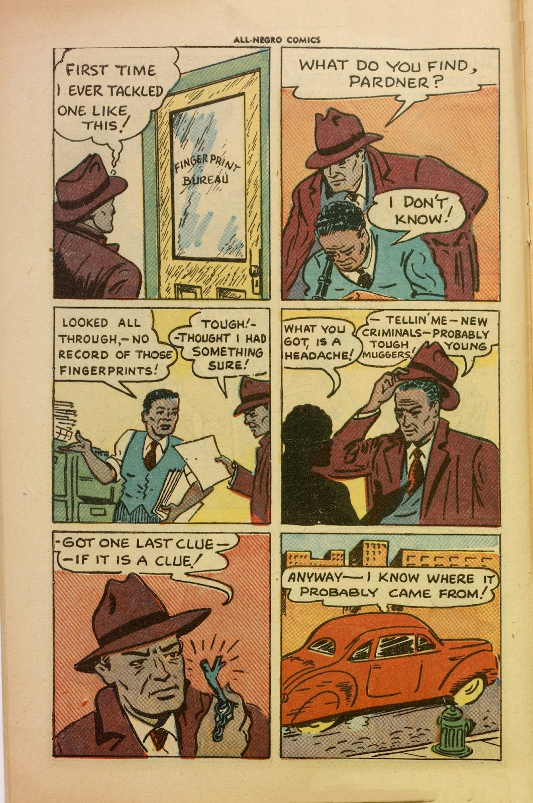 All-Negro Comics issue Full - Page 10