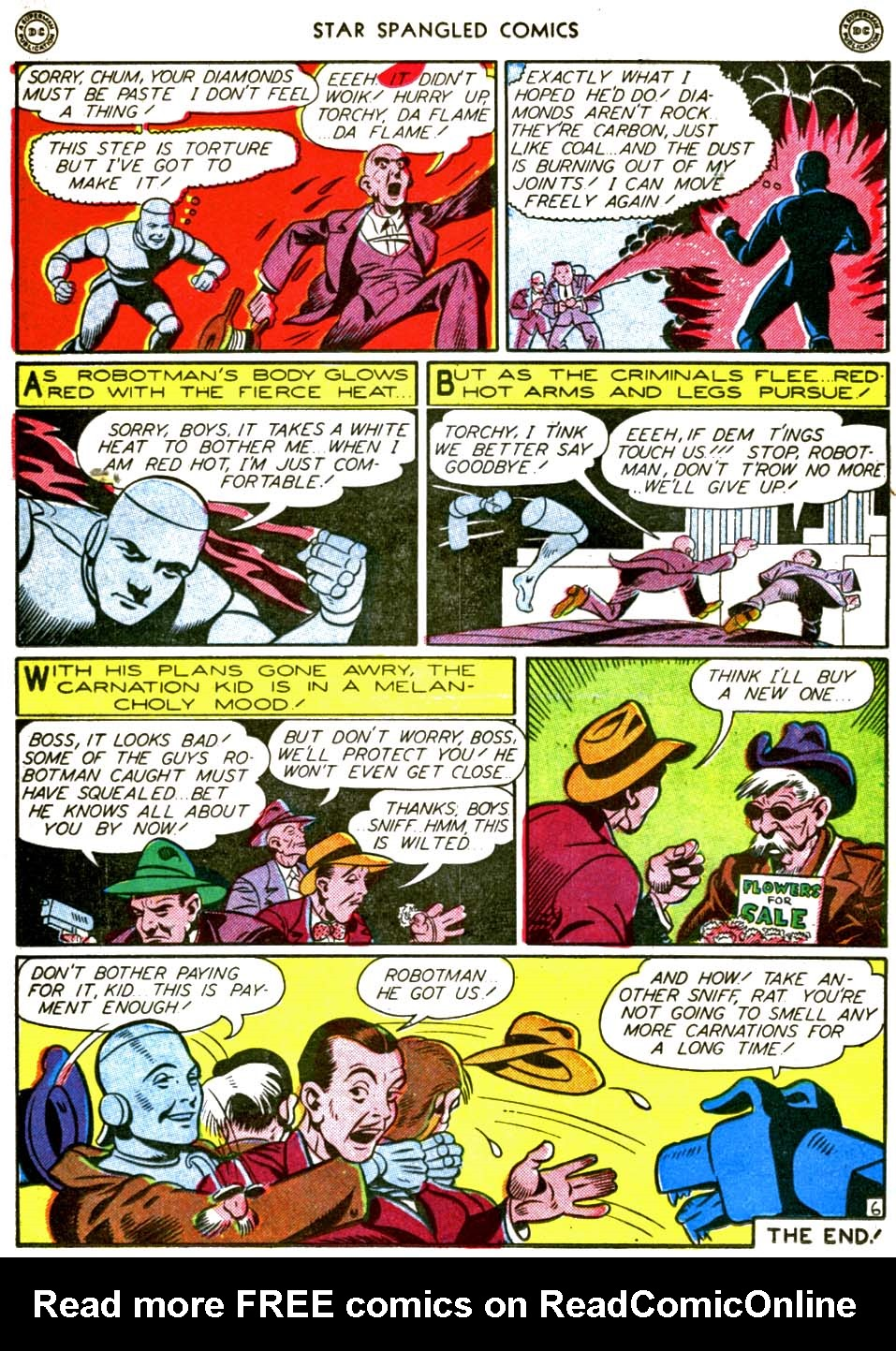 Star Spangled Comics (1941) issue 56 - Page 20