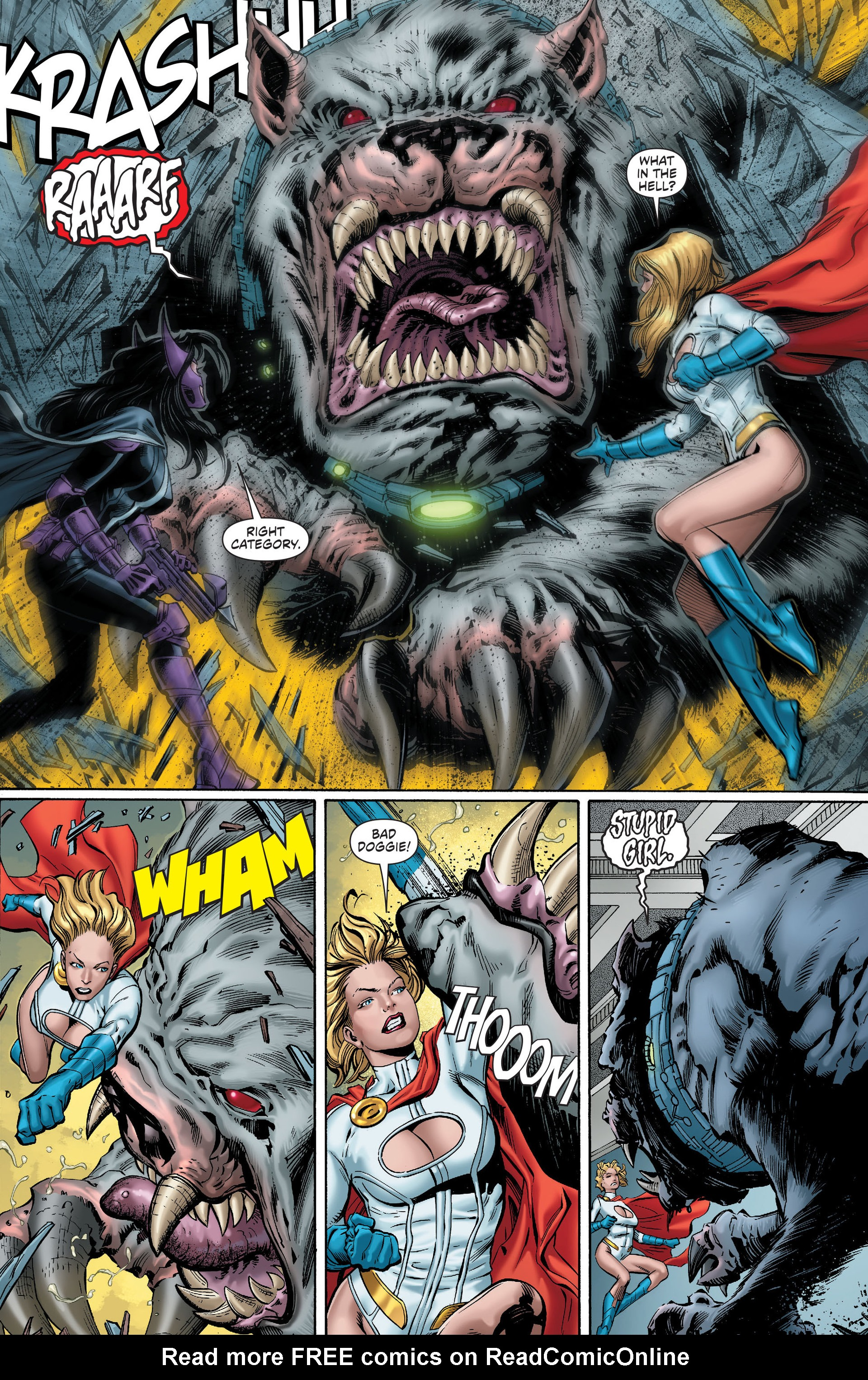 Read online Worlds' Finest comic -  Issue #13 - 7
