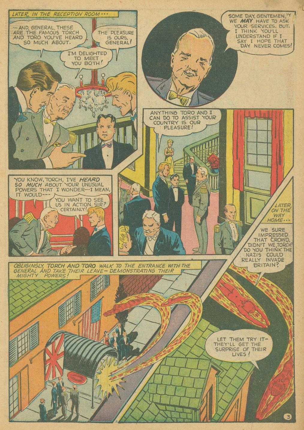 Read online All-Winners Comics comic -  Issue #8 - 7