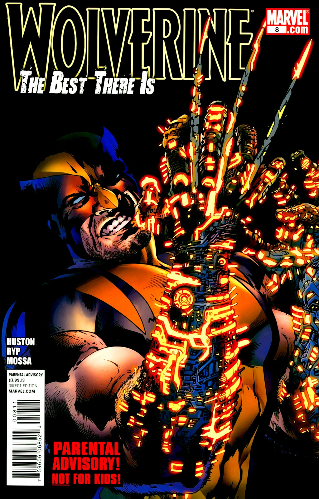 Wolverine: The Best There Is 8 Page 1