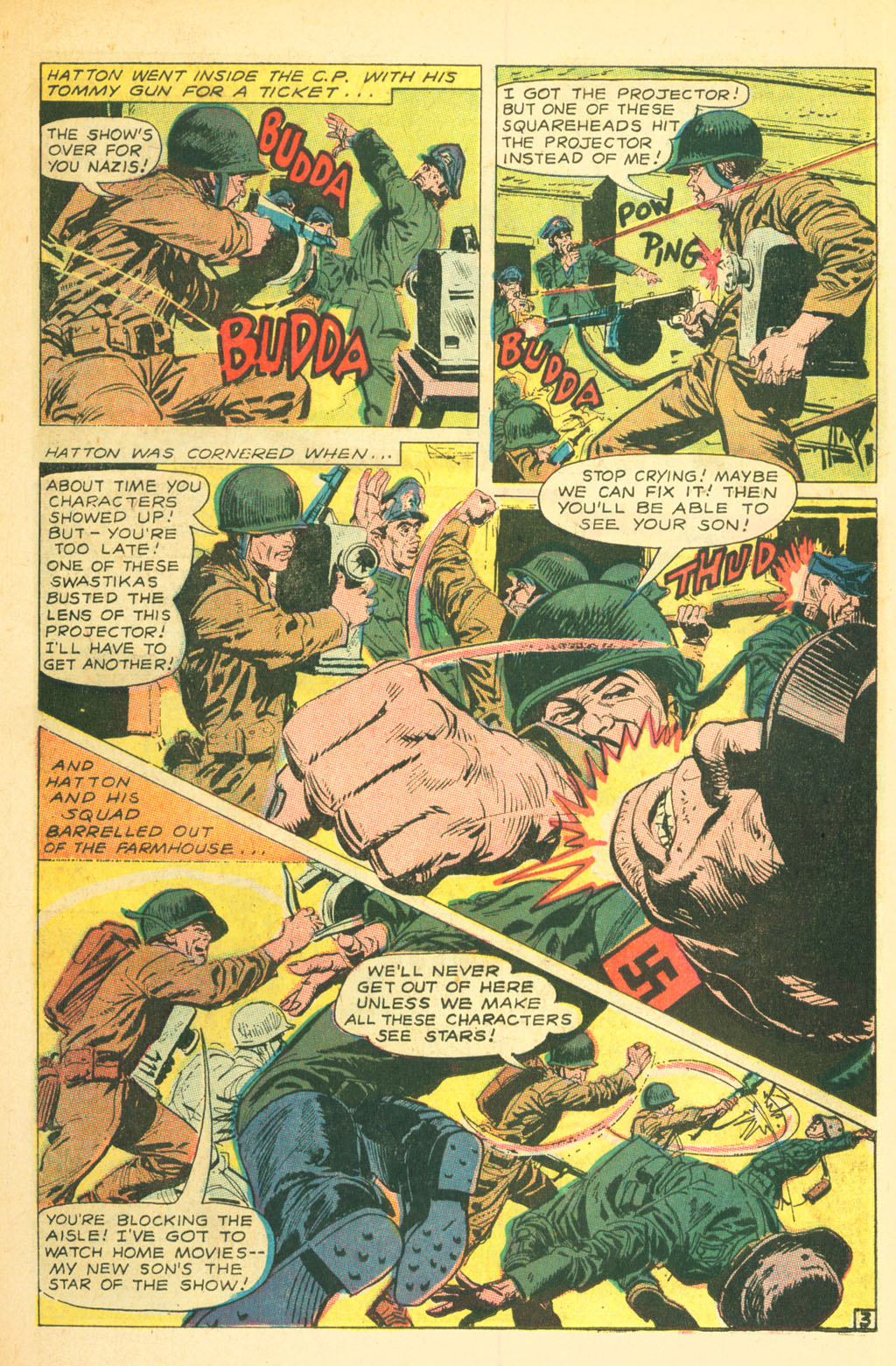 Our Fighting Forces (1954) issue 111 - Page 26