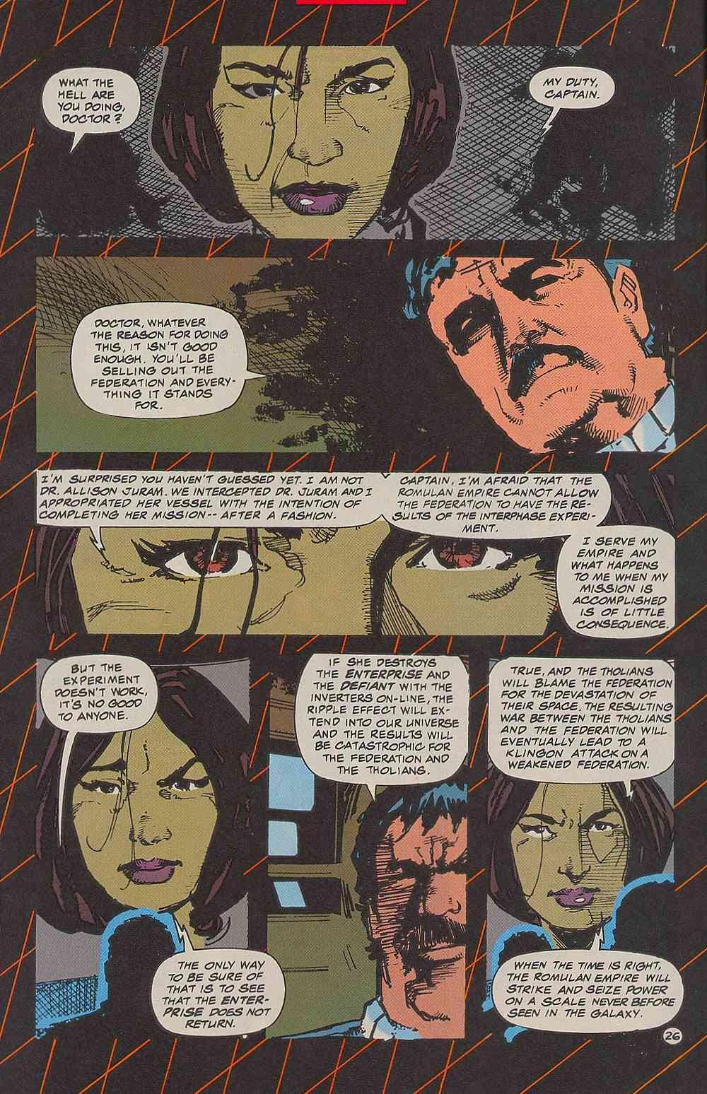 Read online Star Trek (1989) comic -  Issue # _Special 2 - 28