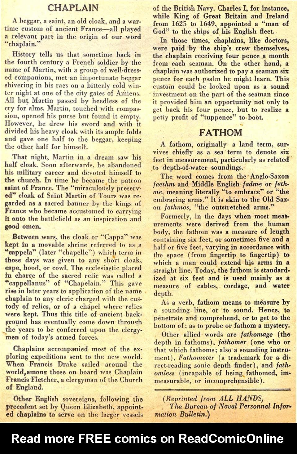 Read online Adventure Comics (1938) comic -  Issue #183 - 32