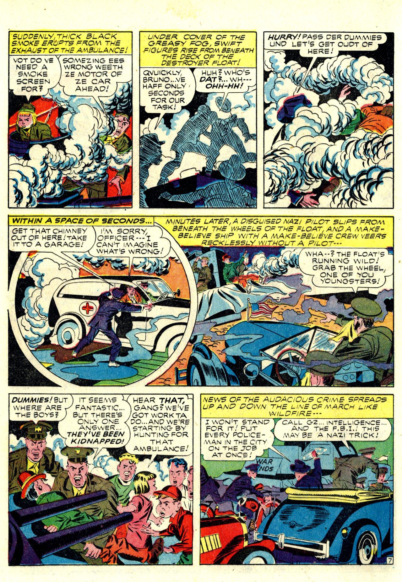 Read online Detective Comics (1937) comic -  Issue #76 - 22