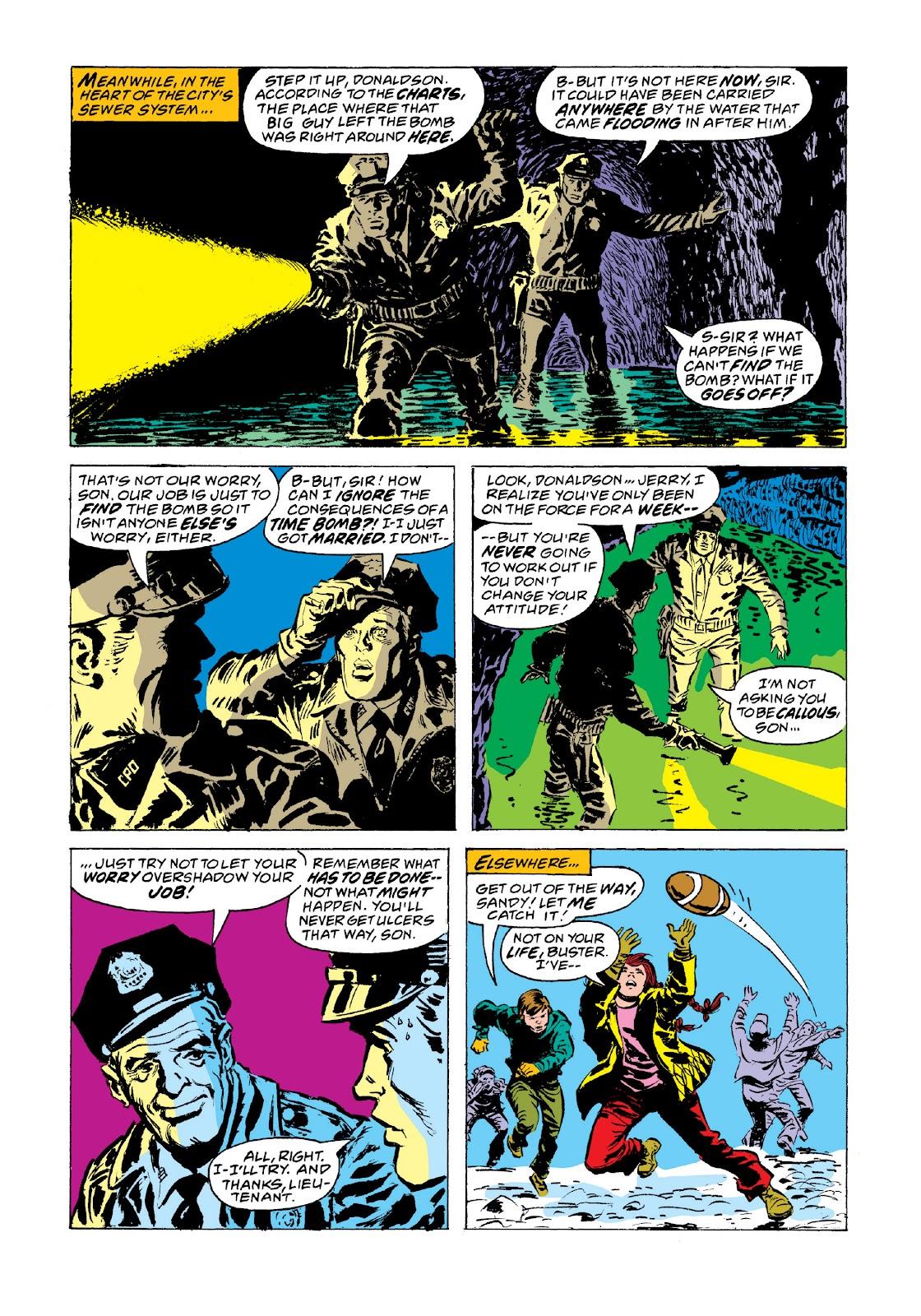 Read online Marvel Masterworks: Luke Cage, Power Man comic -  Issue # TPB 3 (Part 3) - 85