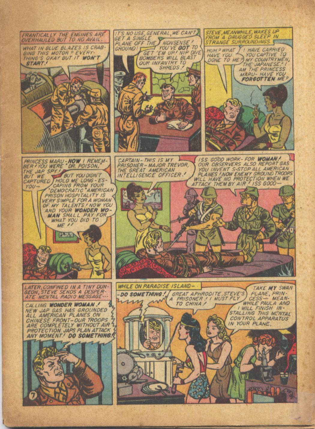 Read online Sensation (Mystery) Comics comic -  Issue #24 - 9