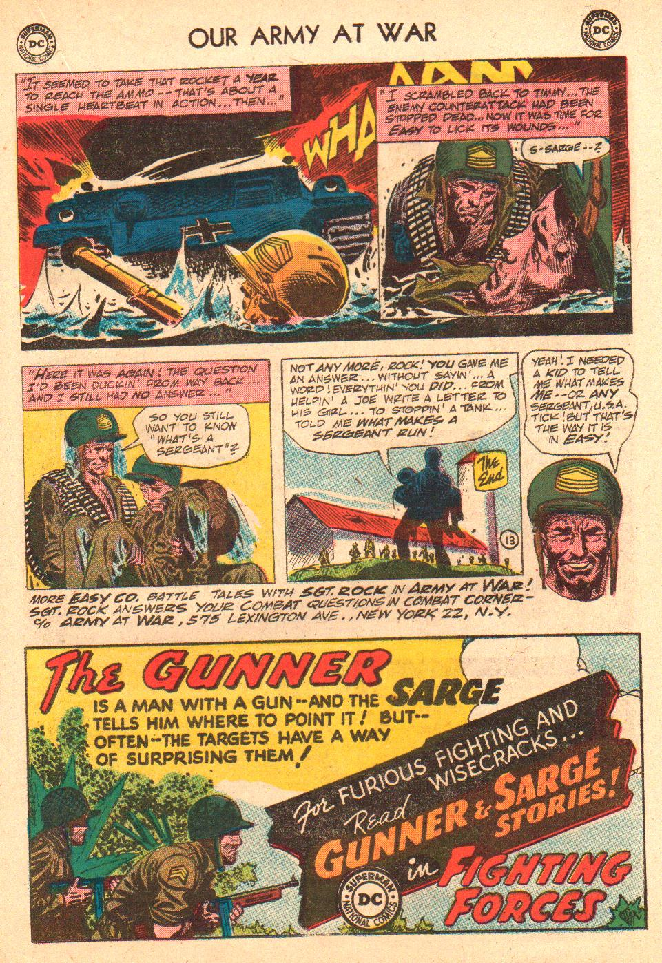 Our Army at War (1952) issue 97 - Page 17