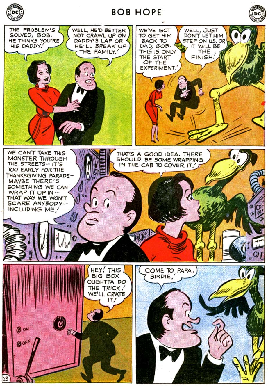 The Adventures of Bob Hope issue 69 - Page 30