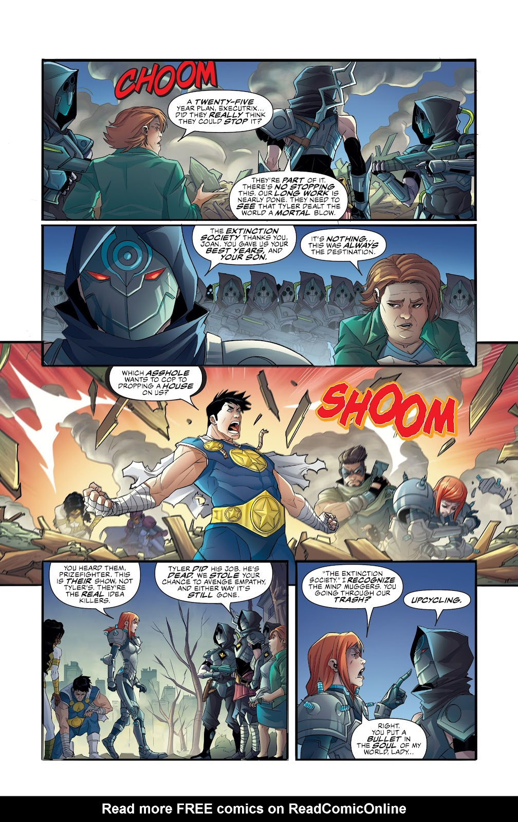 Commanders In Crisis issue 4 - Page 11