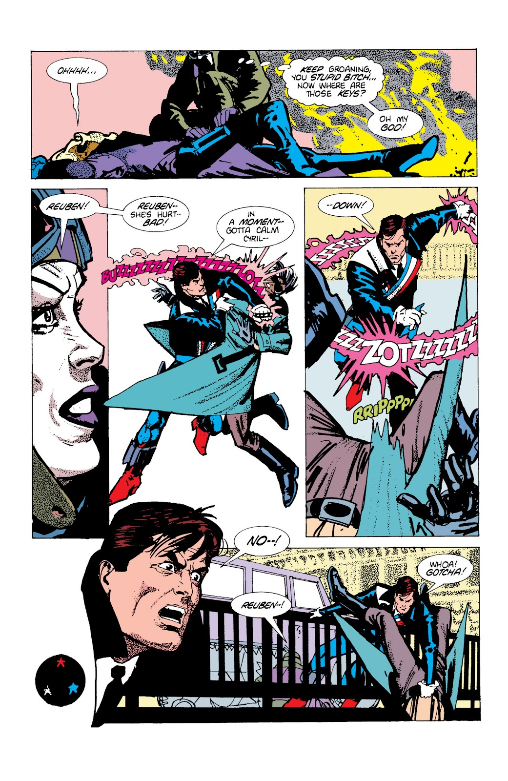 American Flagg! issue Definitive Collection (Part 1) - Page 95