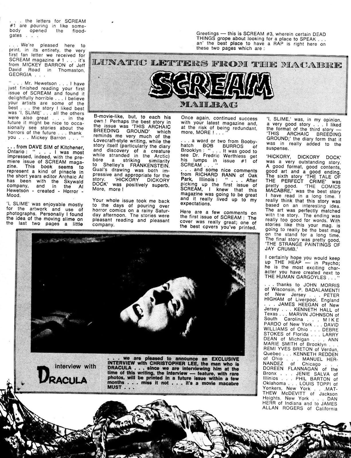Scream (1973) issue 3 - Page 22
