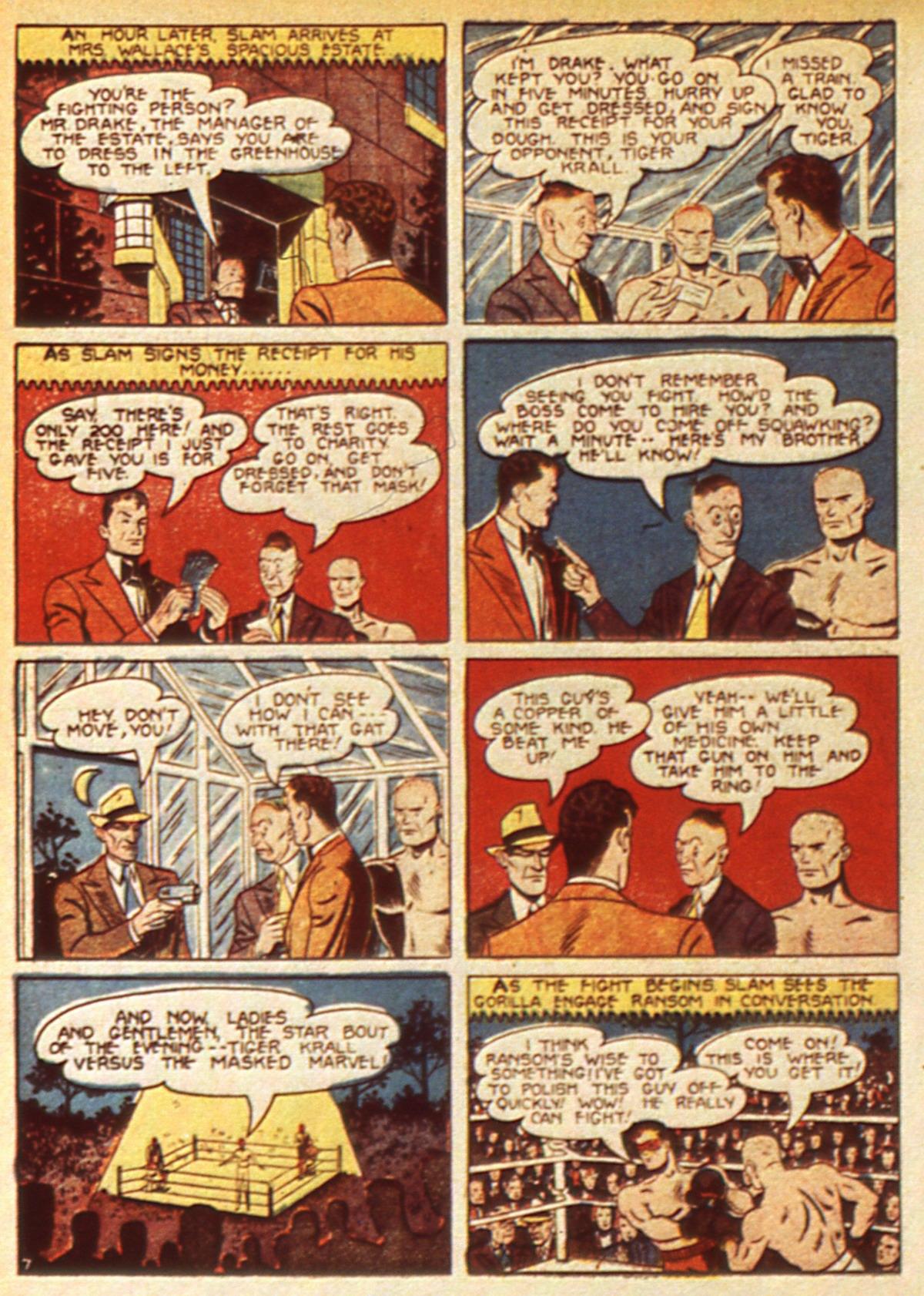 Read online Detective Comics (1937) comic -  Issue #45 - 64