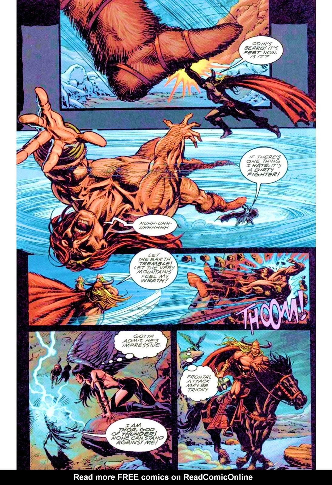 Xena: Warrior Princess (1999) Issue #3 #3 - English 11