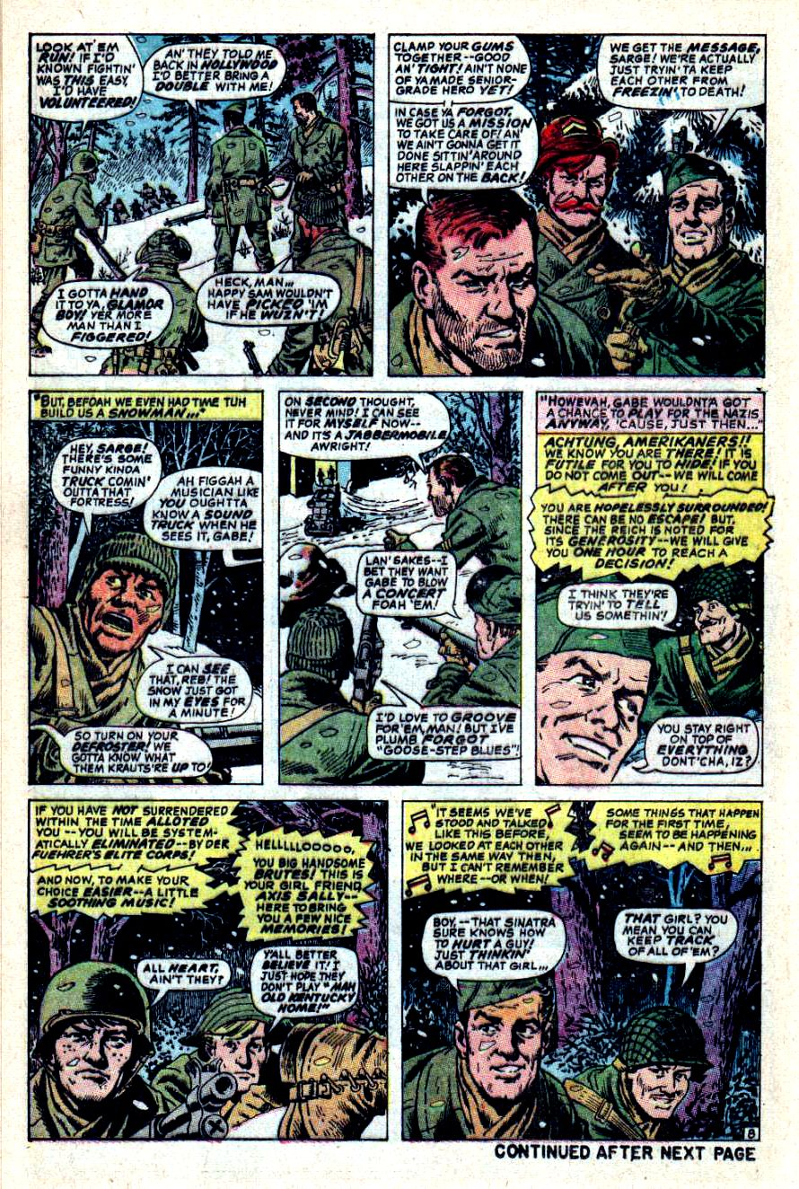 Read online Sgt. Fury comic -  Issue #44 - 12