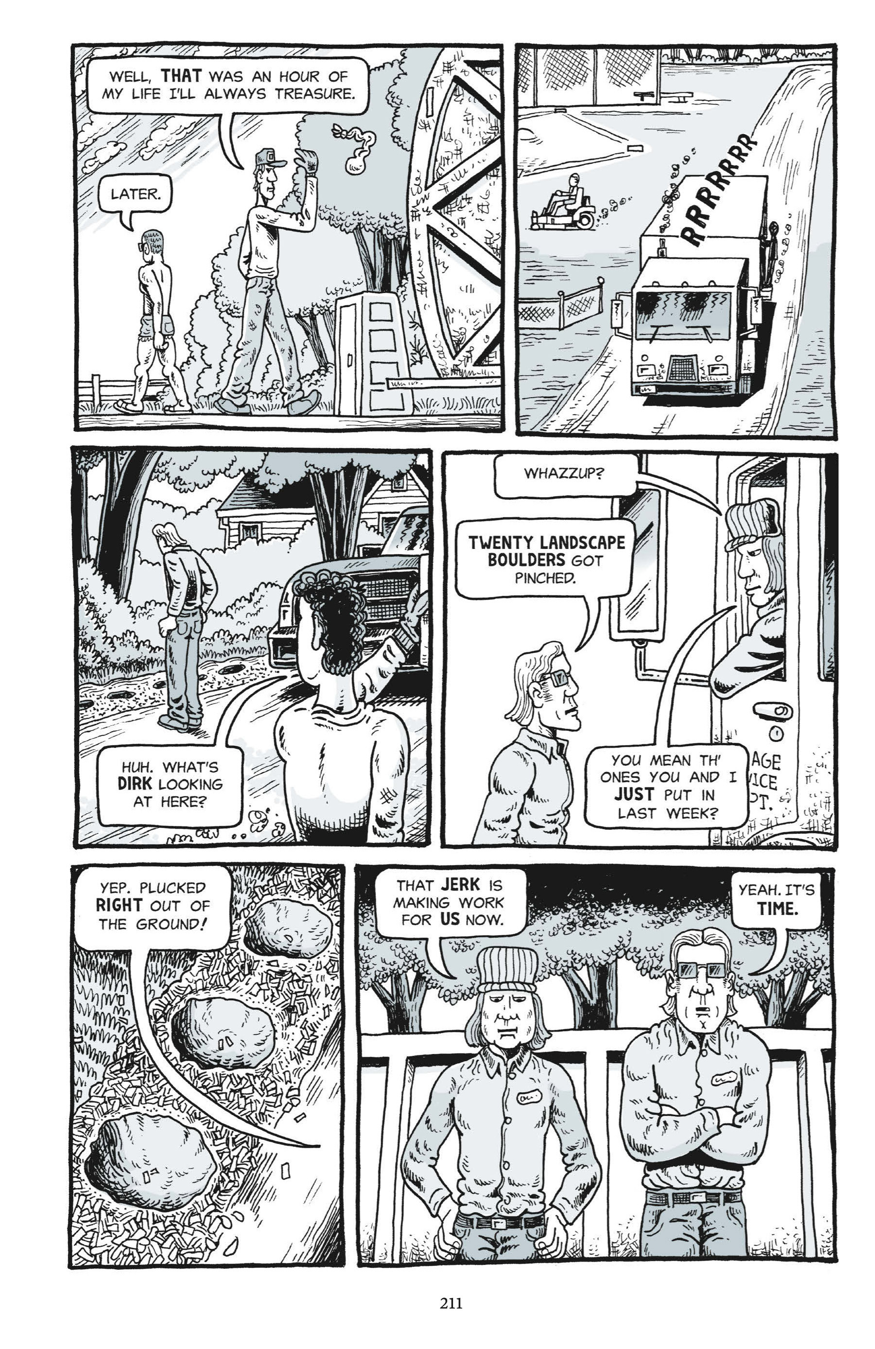 Read online Trashed comic -  Issue # Full - 203