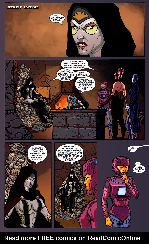 Read online Annihilation: Ronan comic -  Issue #2 - 13