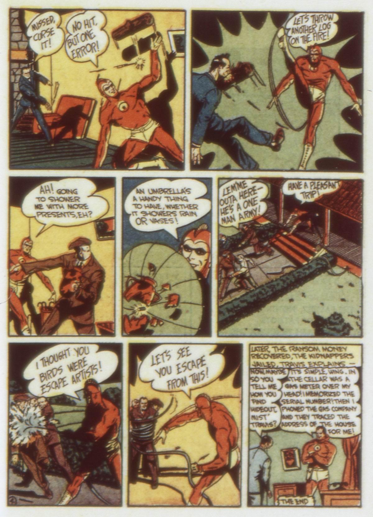 Read online Detective Comics (1937) comic -  Issue #58 - 49