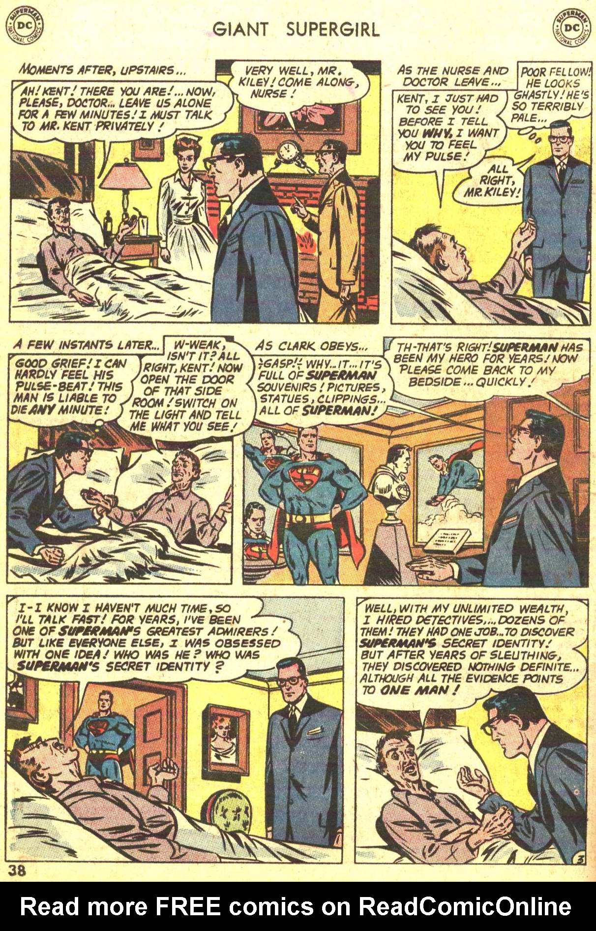 Read online Action Comics (1938) comic -  Issue #373 - 36