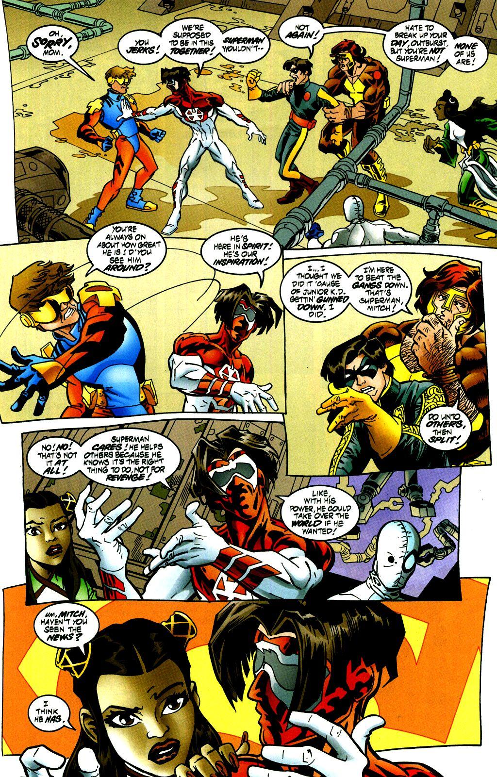 Read online Supermen of America comic -  Issue # Full - 33
