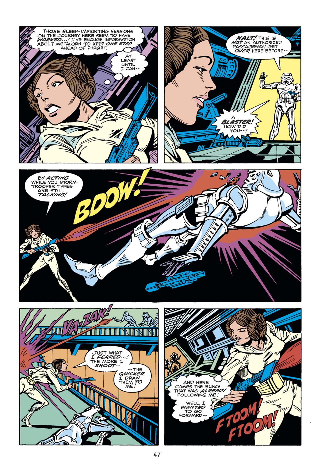 Read online Star Wars Omnibus comic -  Issue # Vol. 14 - 47