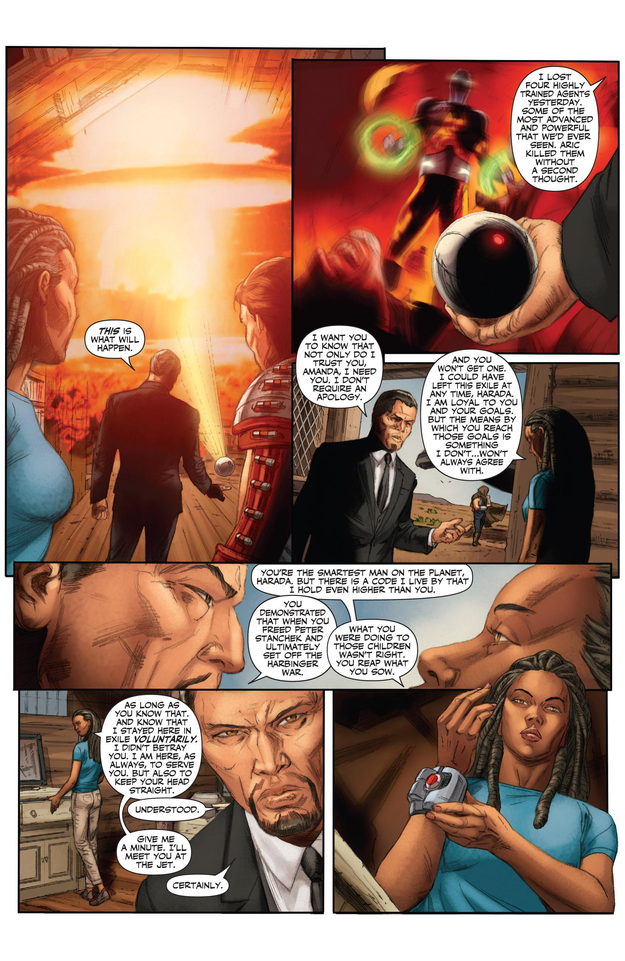Read online Shadowman (2012) comic -  Issue #13 - 28