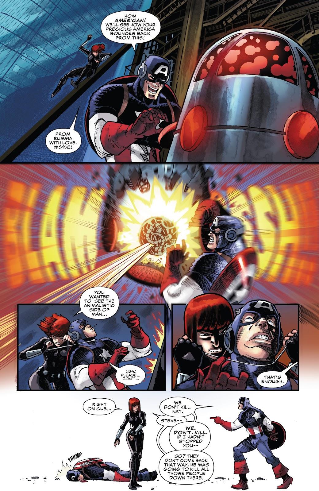 Read online Black Widow (2019) comic -  Issue #1 - 13