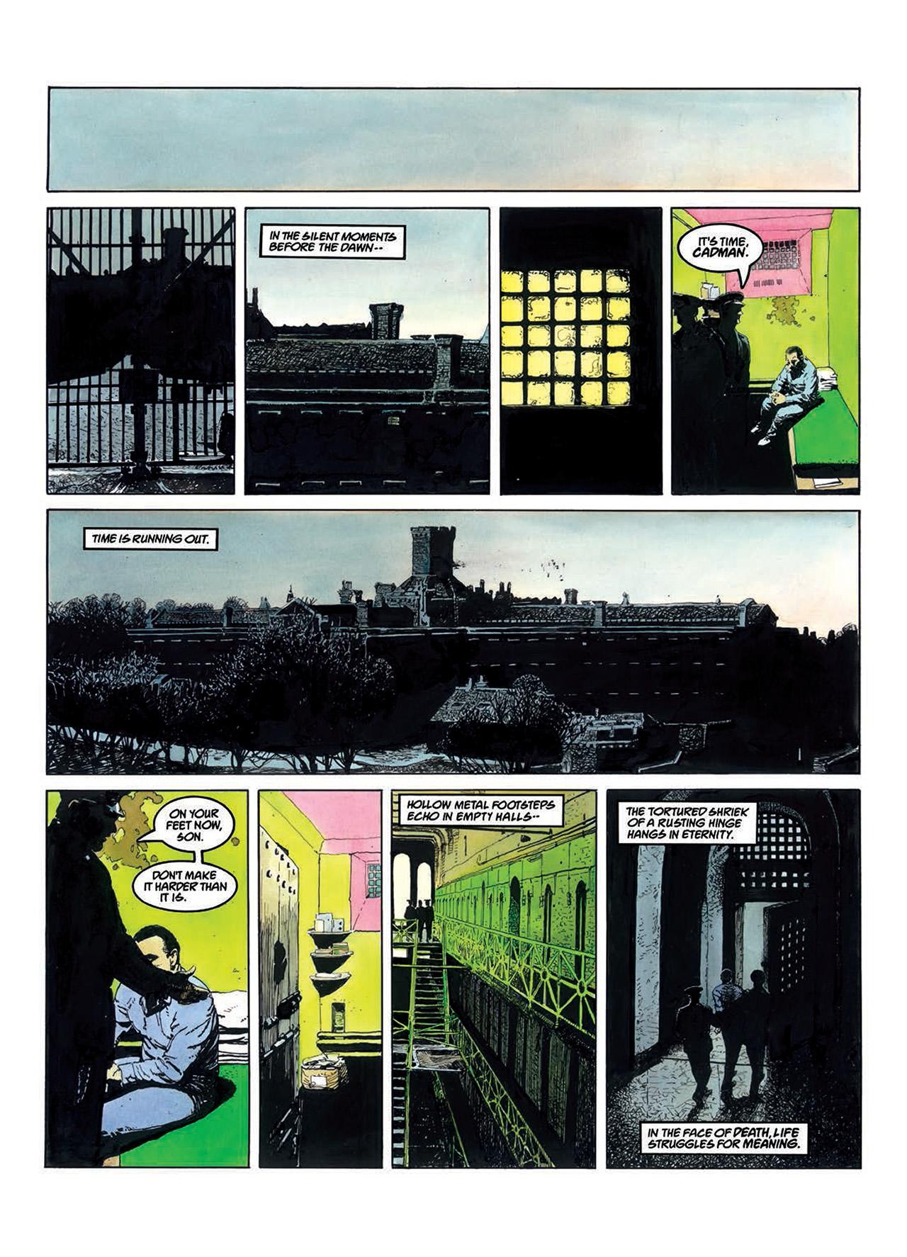 Read online Mazeworld comic -  Issue # TPB - 6