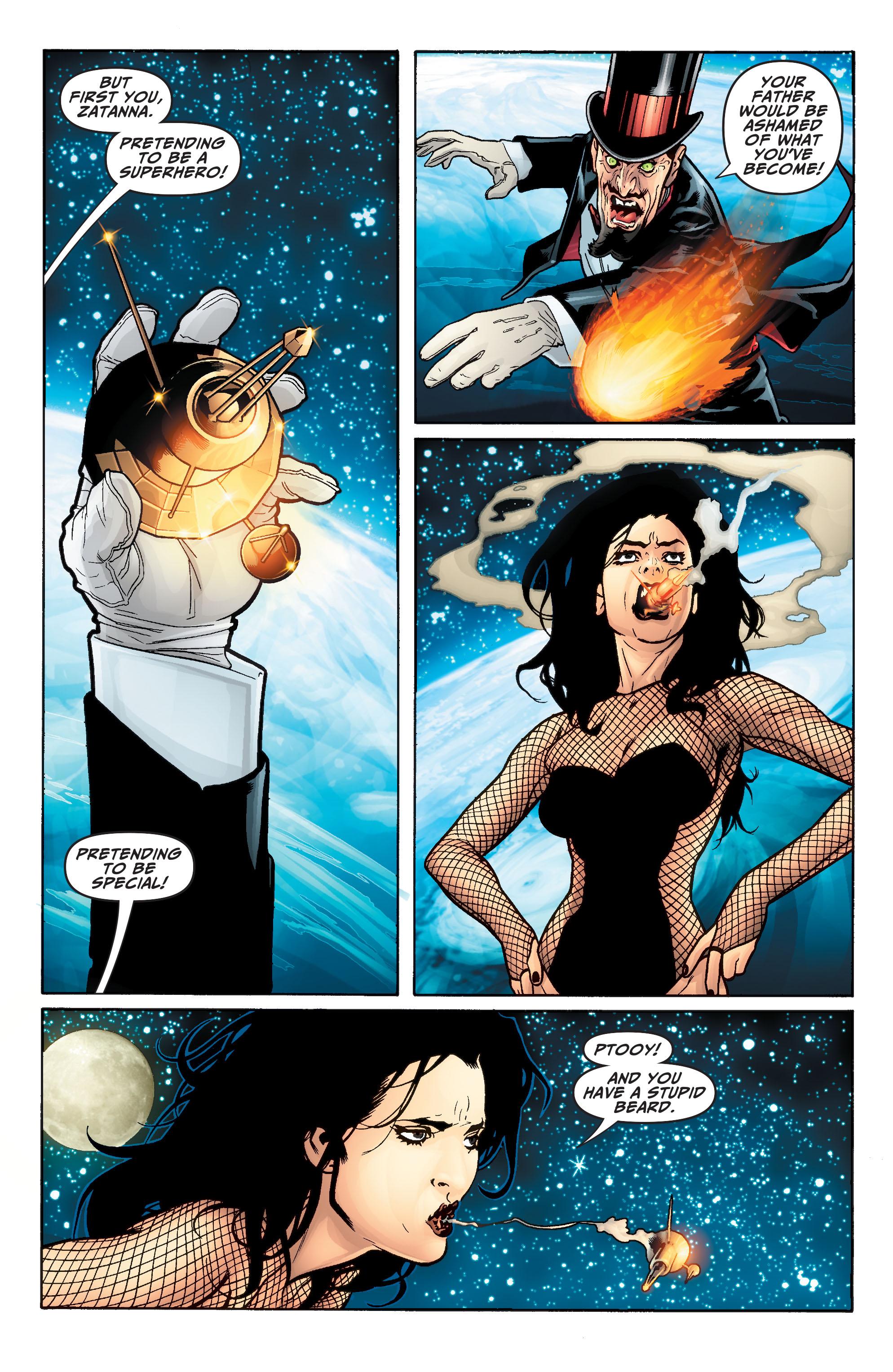 Read online Seven Soldiers: Zatanna comic -  Issue #4 - 12