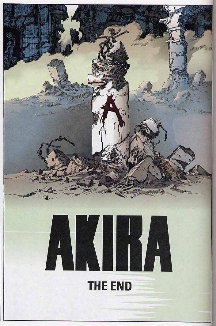 Read online Akira comic -  Issue #38 - 39