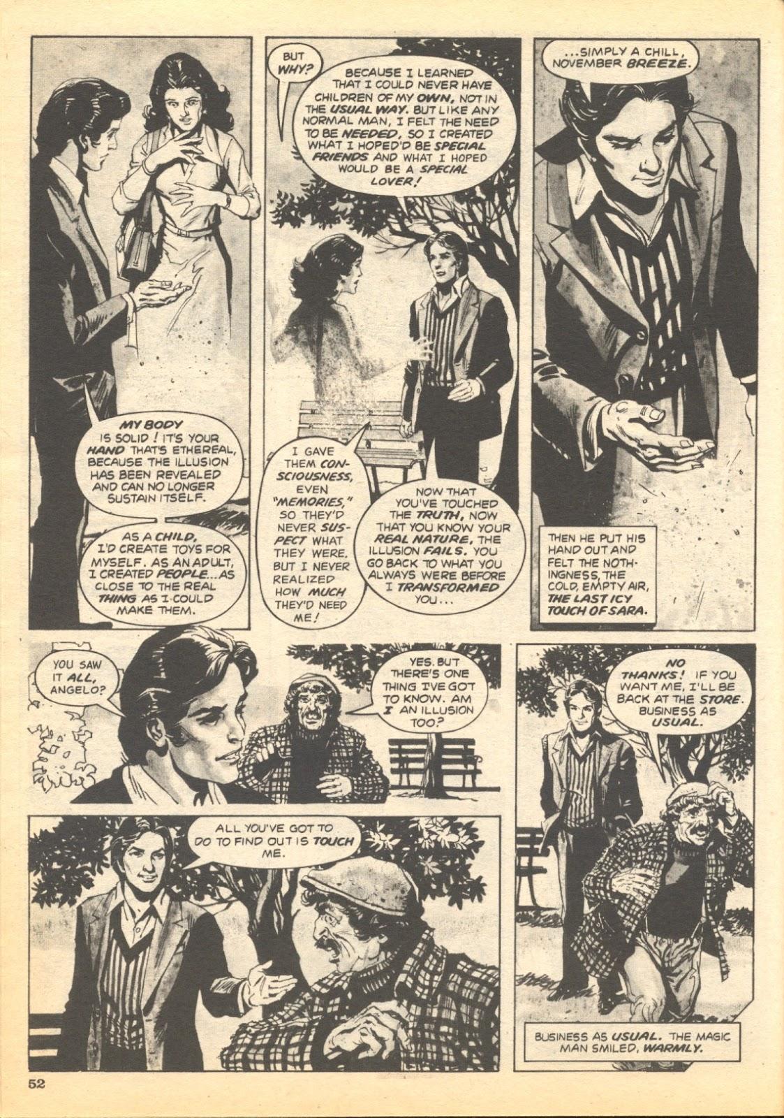 Creepy (1964) Issue #122 #122 - English 50