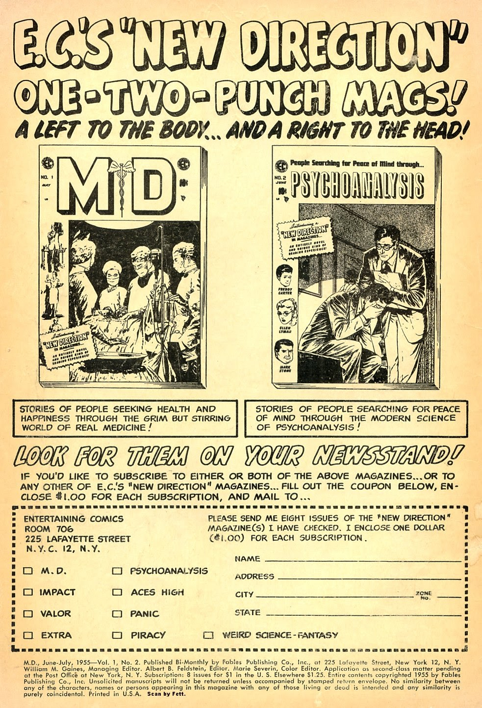 Read online M.D. comic -  Issue #2 - 2