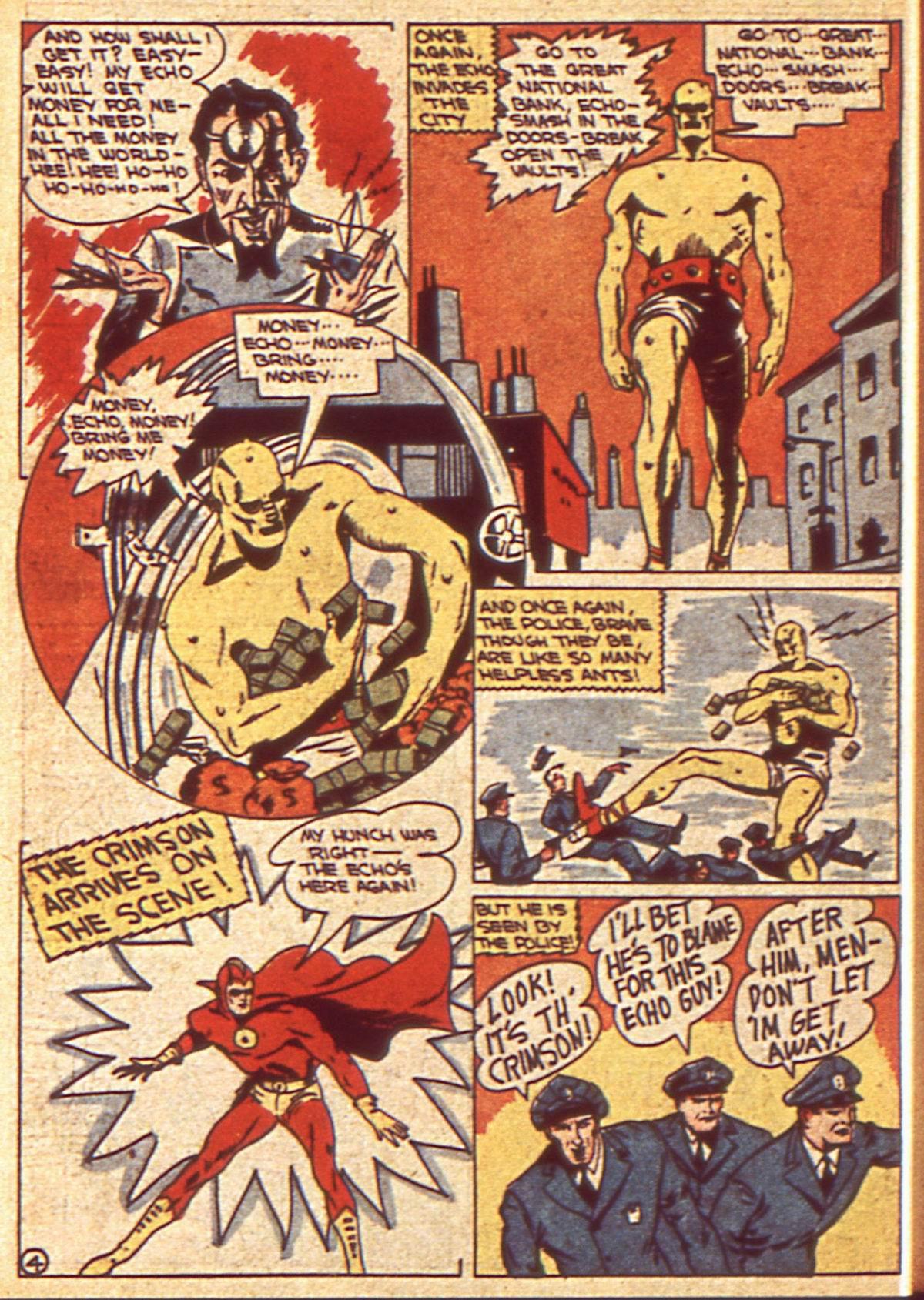 Read online Detective Comics (1937) comic -  Issue #49 - 28