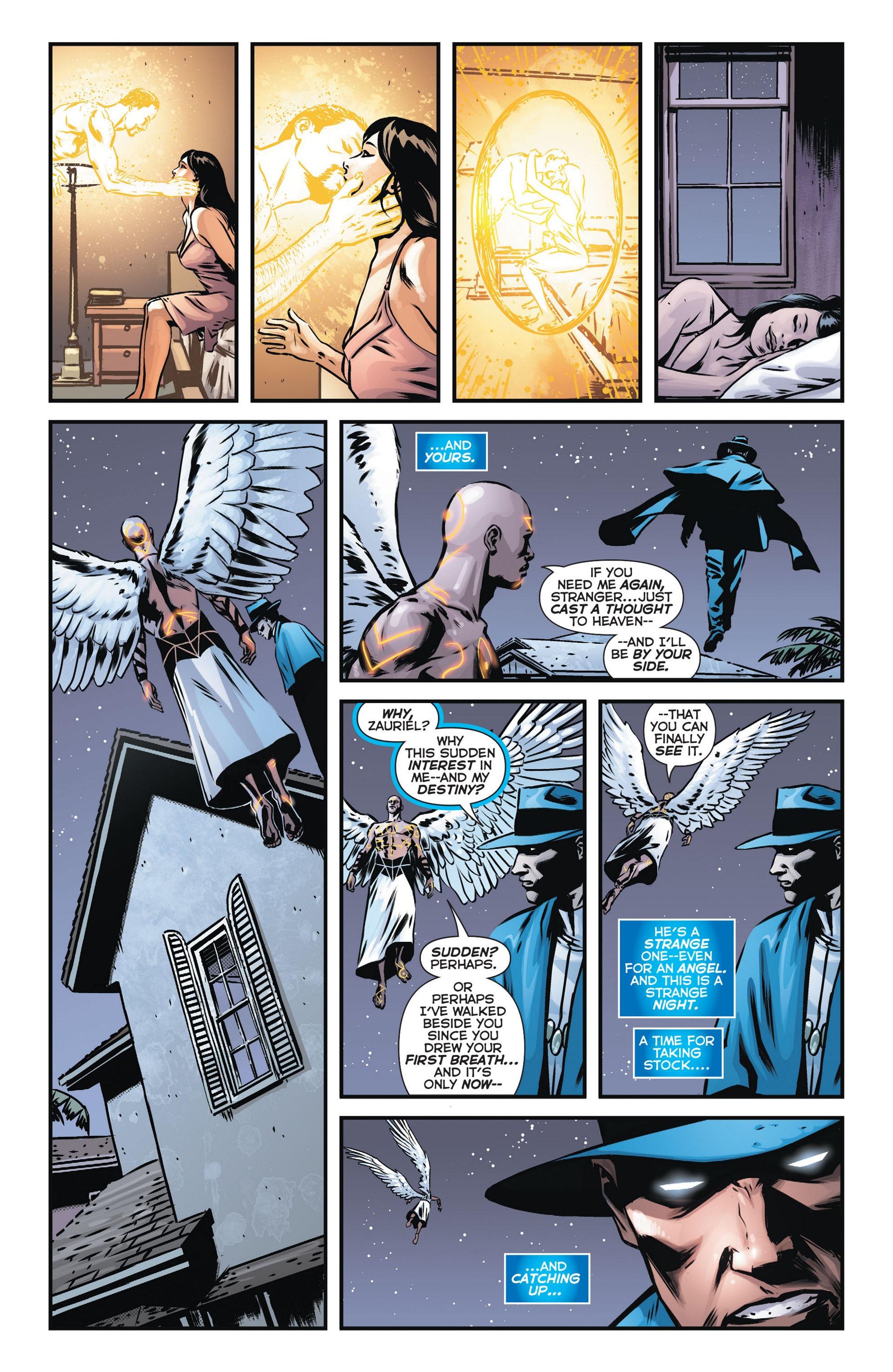 Read online Trinity of Sin: The Phantom Stranger comic -  Issue #13 - 10