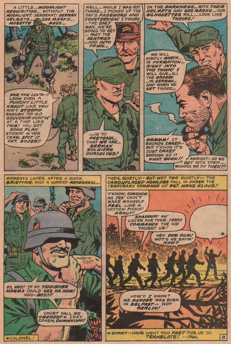 Read online Sgt. Fury comic -  Issue #77 - 13