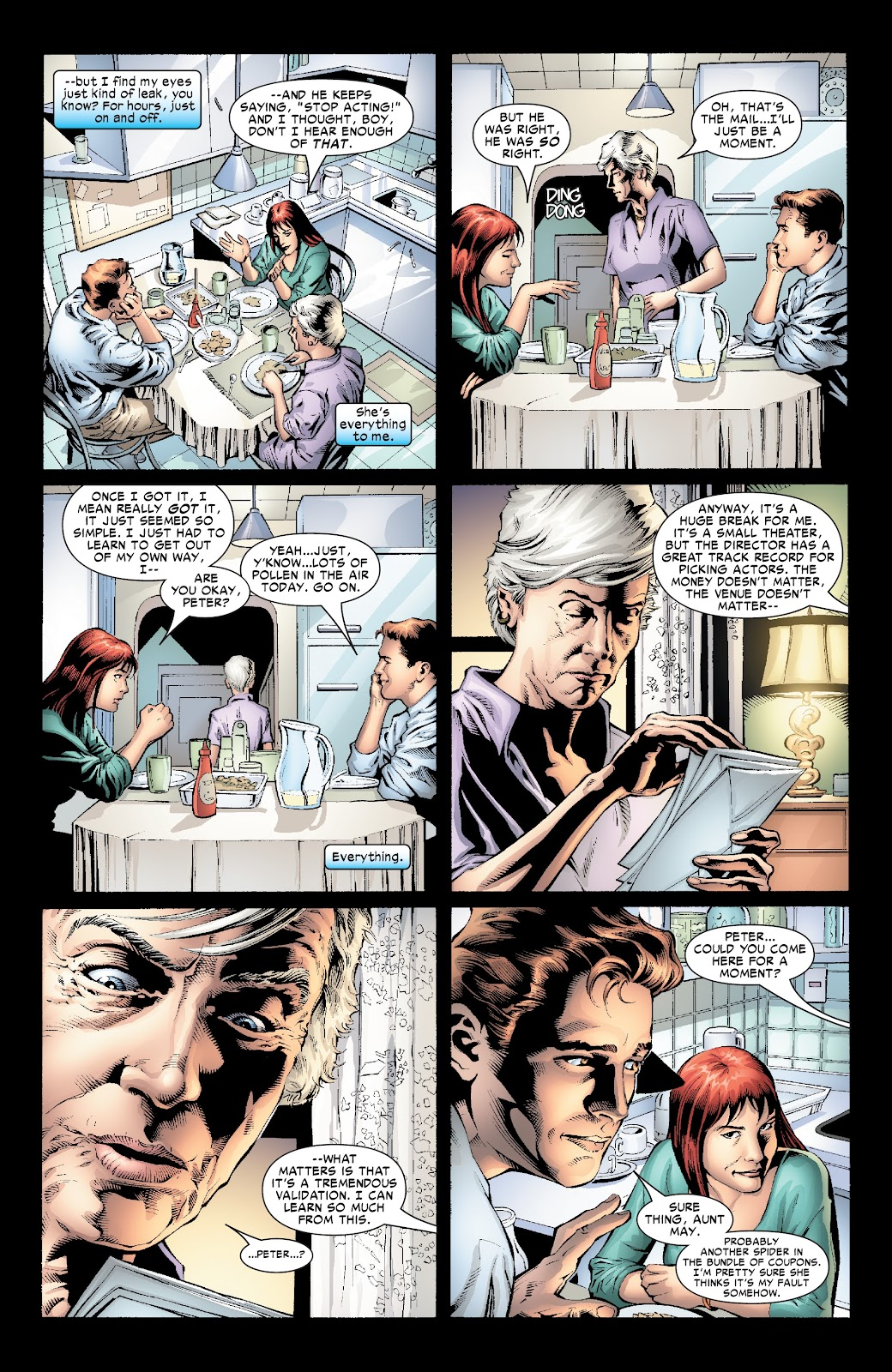 The Amazing Spider-Man by JMS Ultimate Collection issue TPB 3 (Part 2) - Page 45