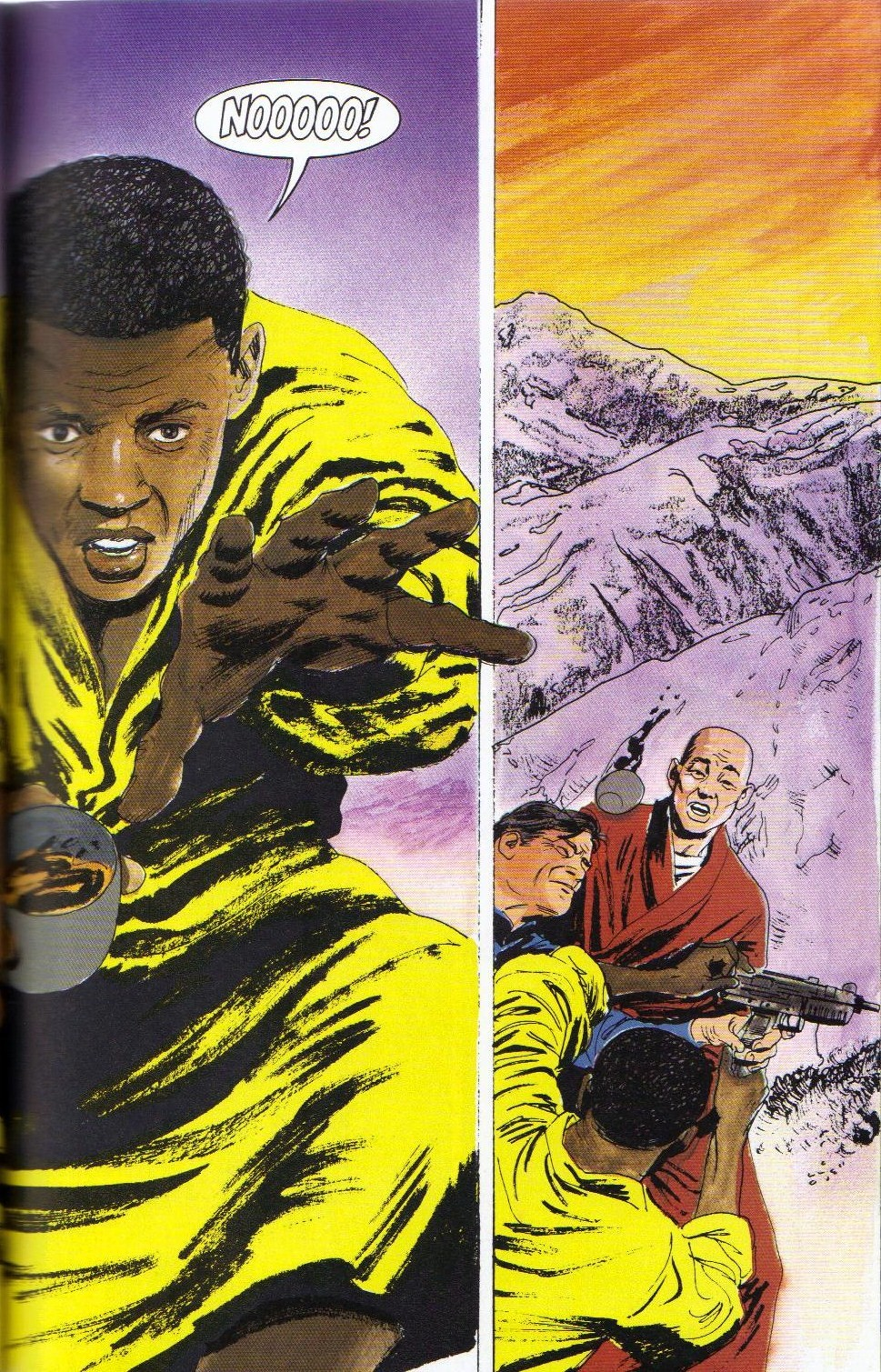 Read online Shado: Song of the Dragon comic -  Issue #2 - 29