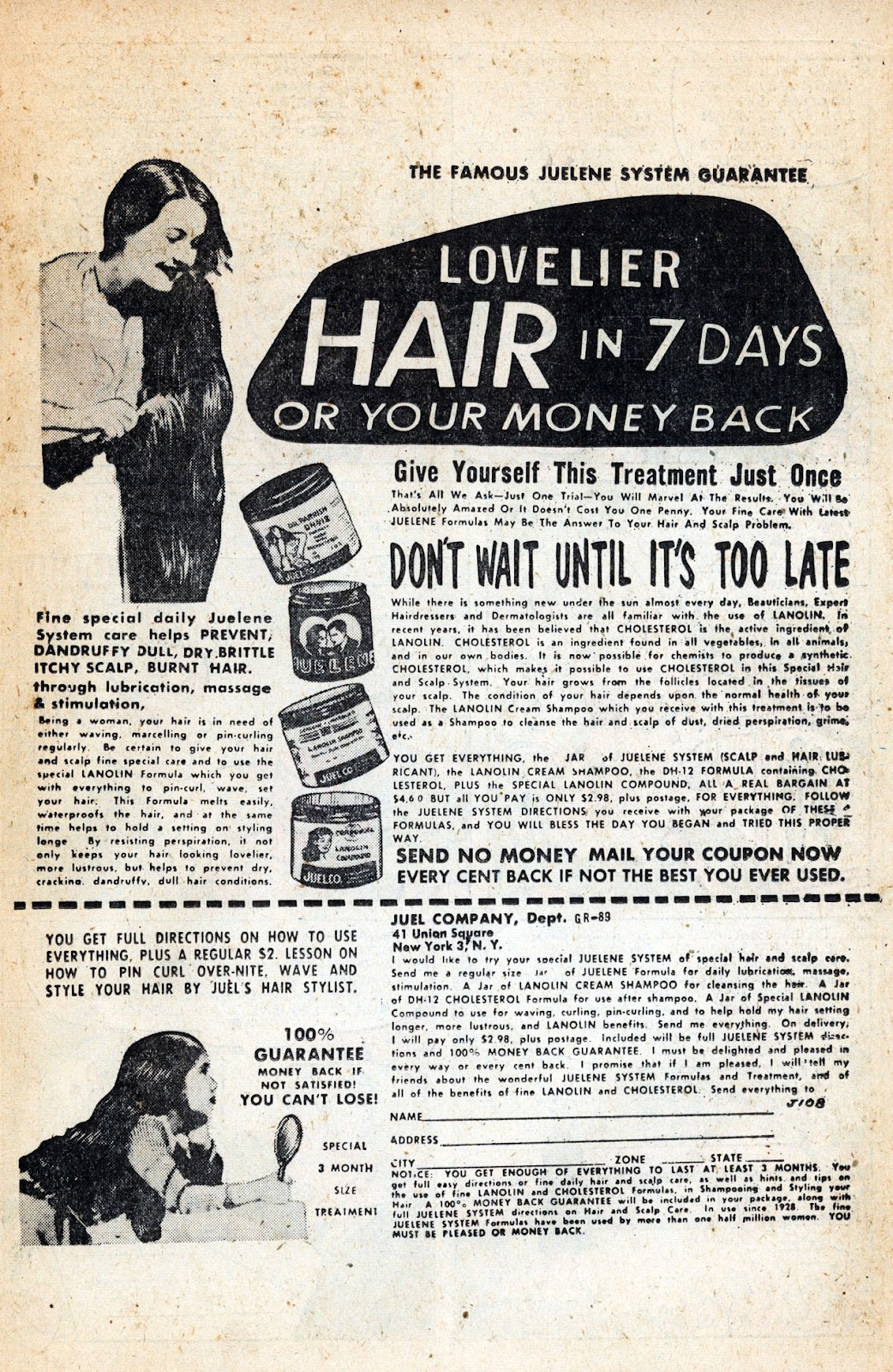 Love Romances (1949) issue 83 - Page 19