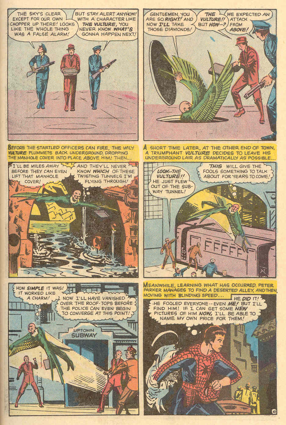 The Amazing Spider-Man (1963) _Annual_7 Page 21