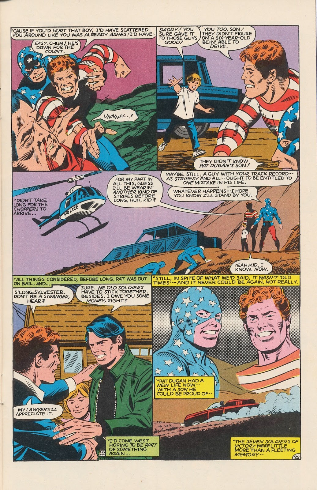 Infinity Inc. (1984) issue 11 - Page 31