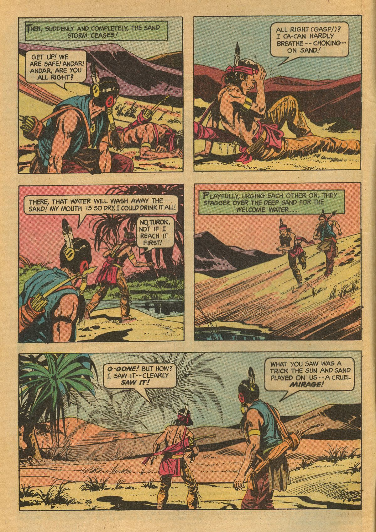 Read online Turok, Son of Stone comic -  Issue #75 - 4