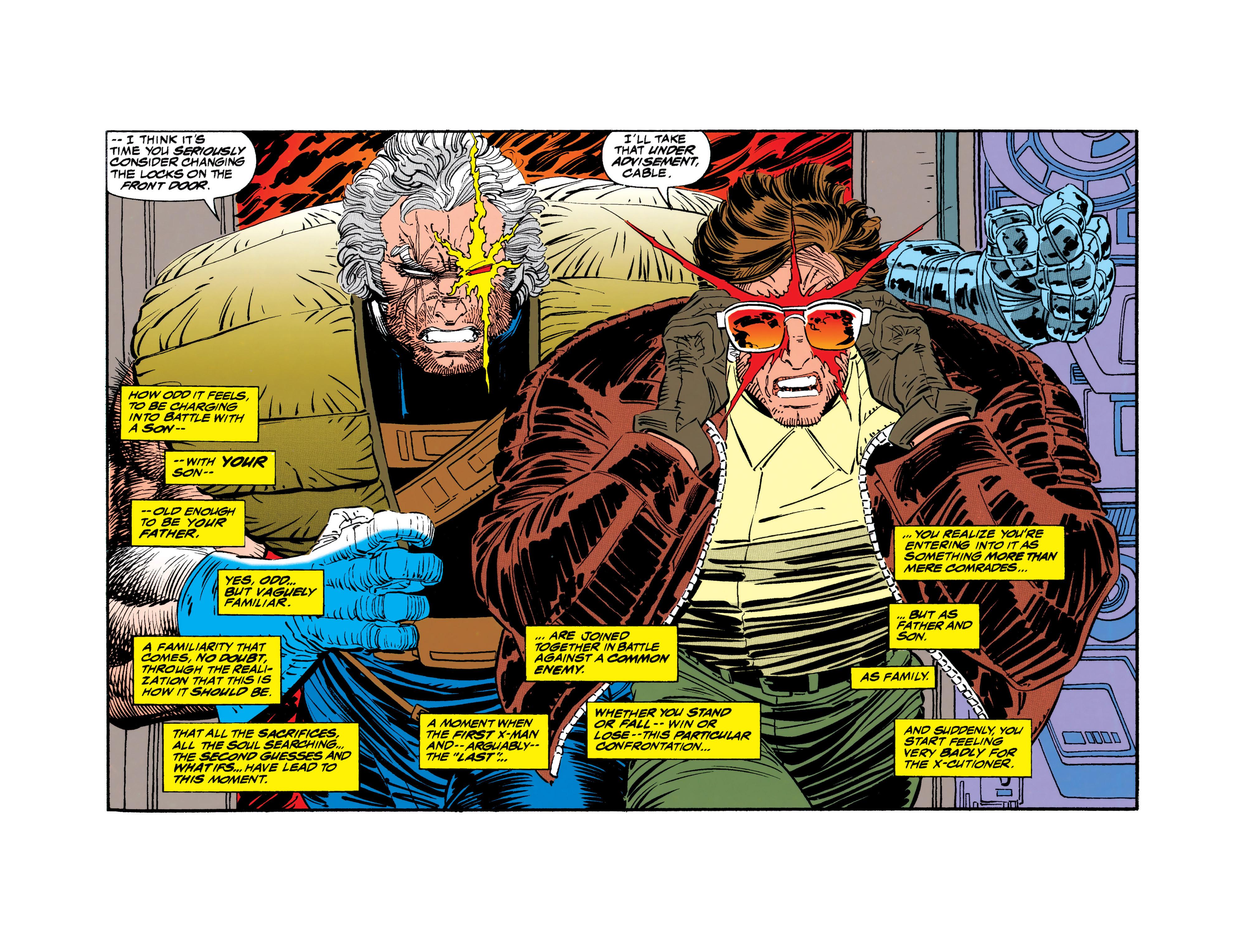 Read online Uncanny X-Men (1963) comic -  Issue #310 - 15