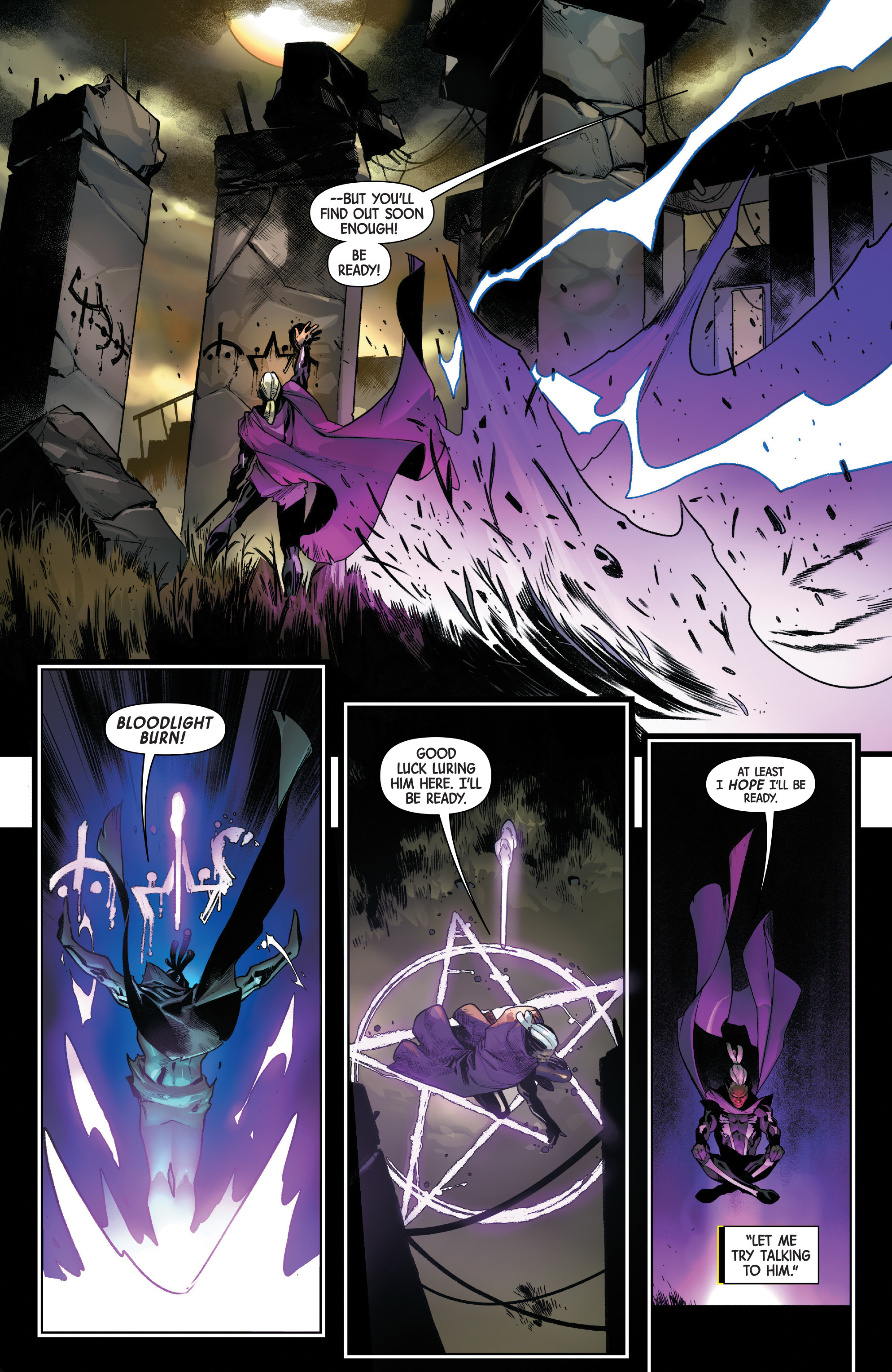 Read online Uncanny Avengers [II] comic -  Issue #16 - 18