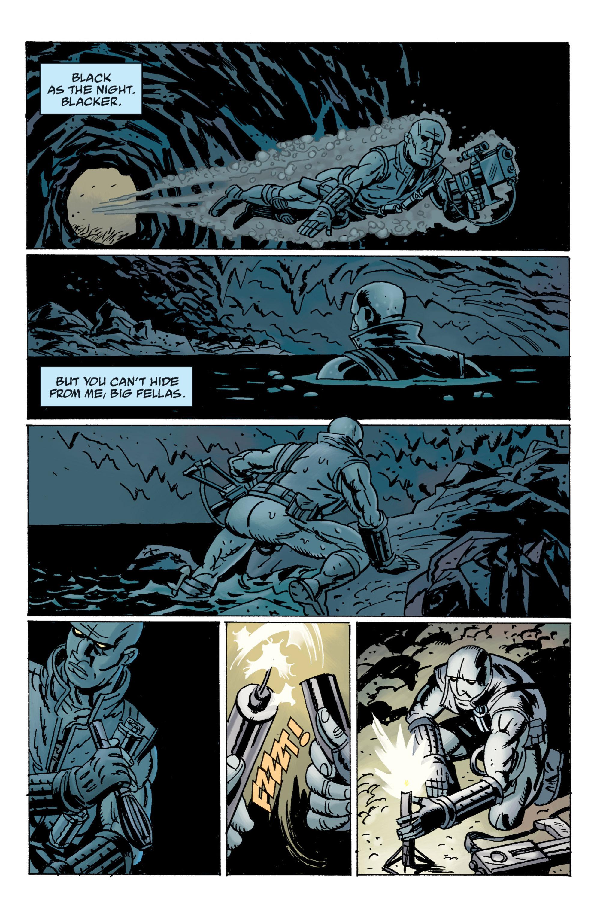 Read online B.P.R.D. (2003) comic -  Issue # TPB 12 - 15