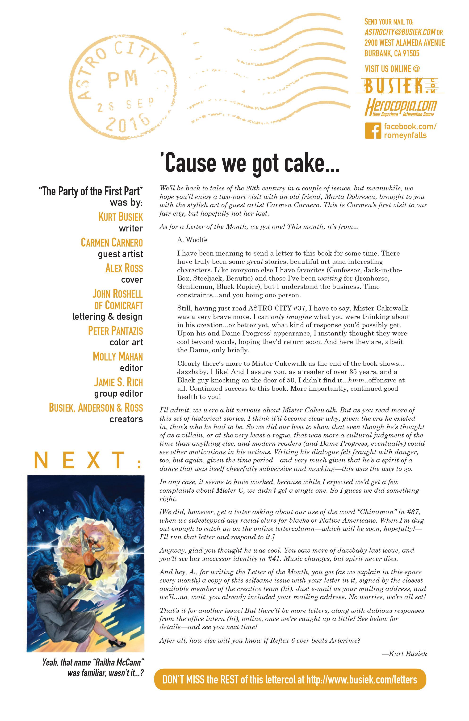 Read online Astro City comic -  Issue #39 - 26