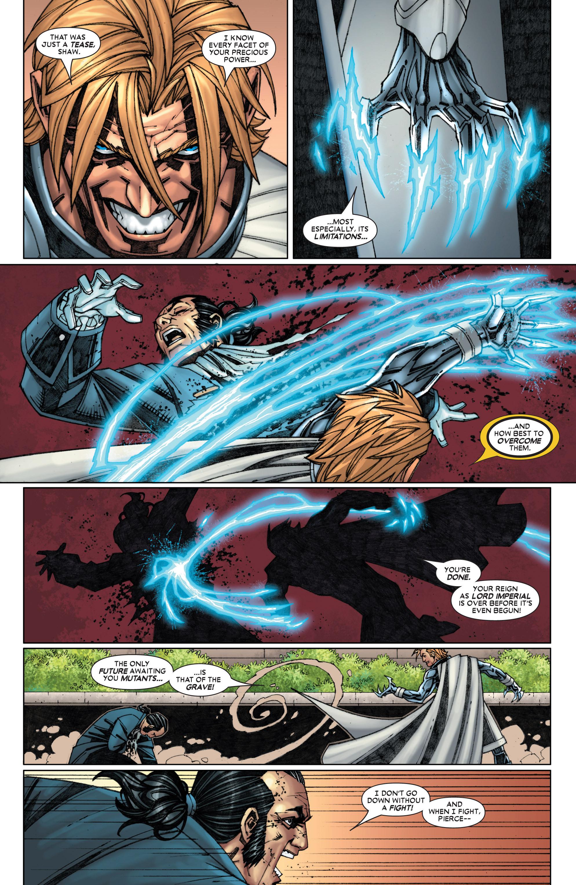 Read online Uncanny X-Men (1963) comic -  Issue #454 - 22