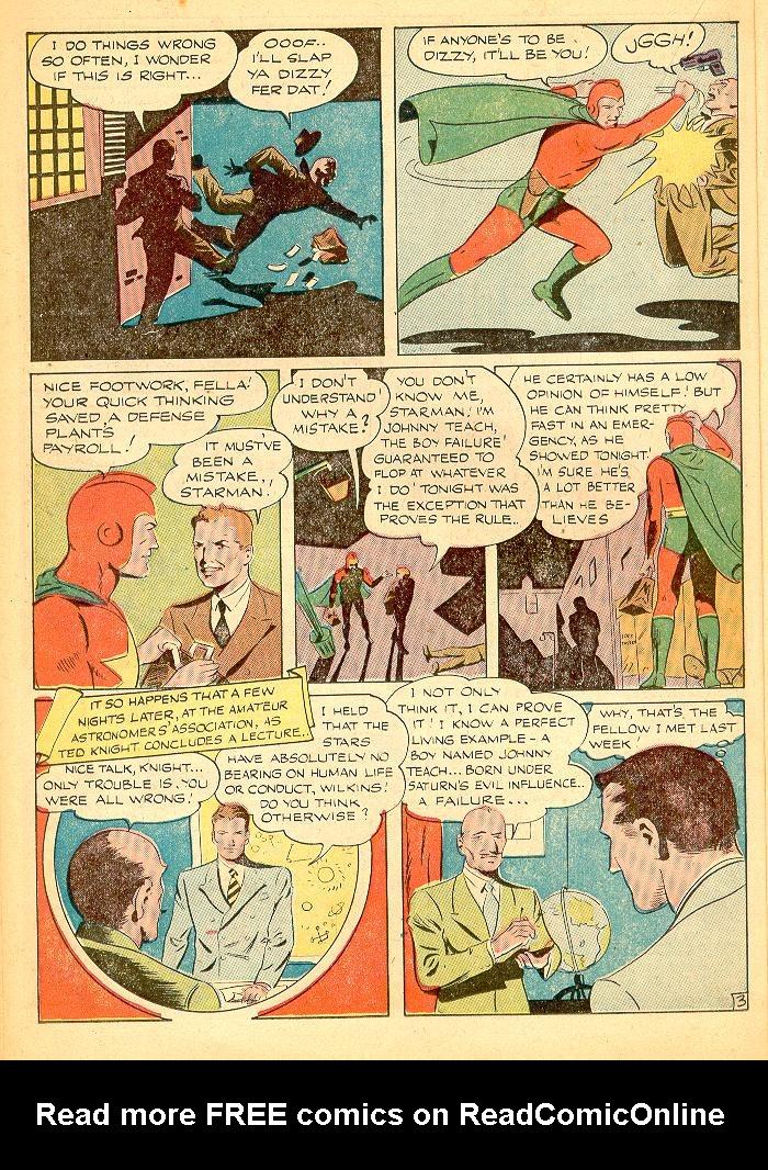 Read online Adventure Comics (1938) comic -  Issue #91 - 32