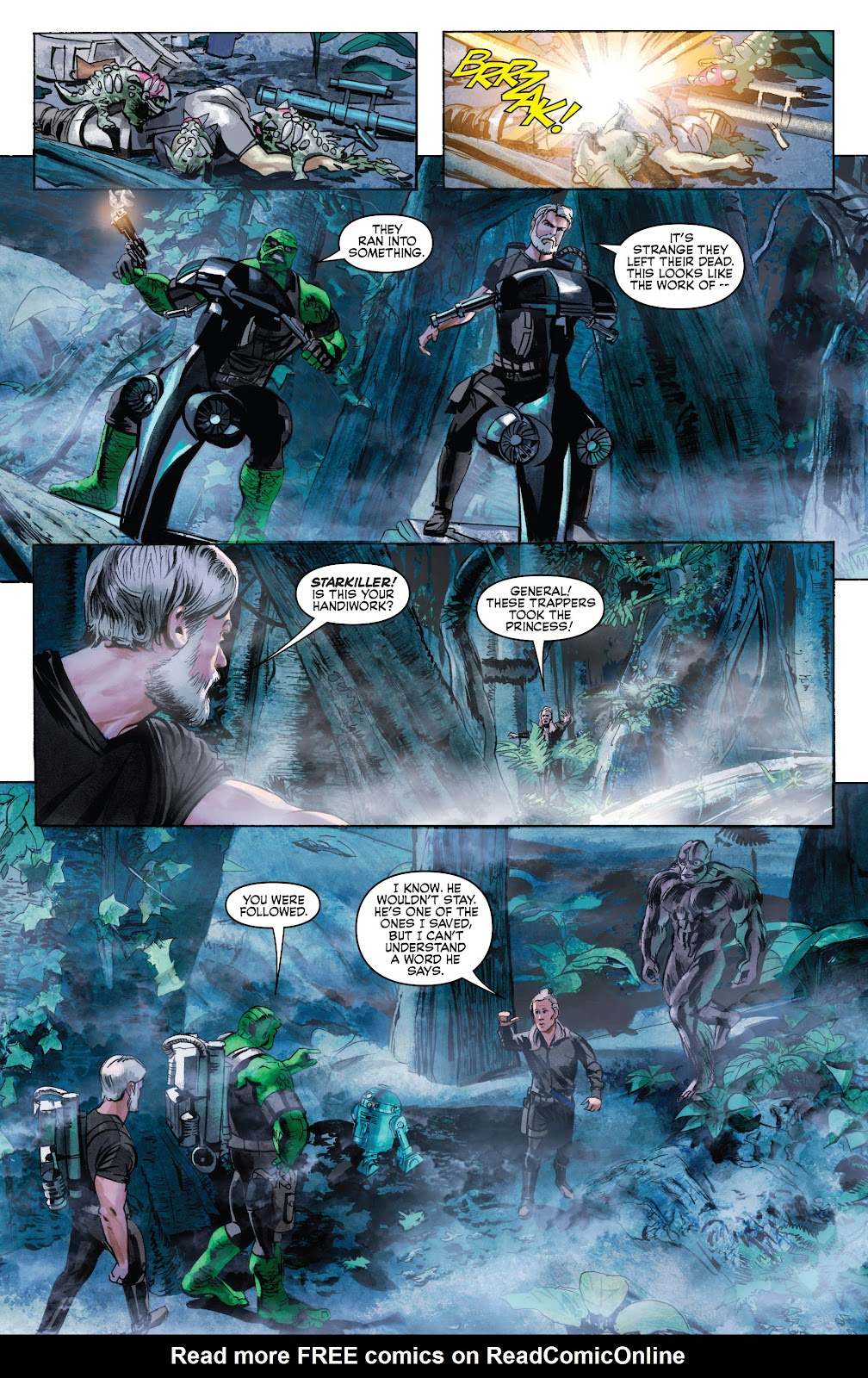 Read online Star Wars Legends: Infinities - Epic Collection comic -  Issue # TPB (Part 5) - 45
