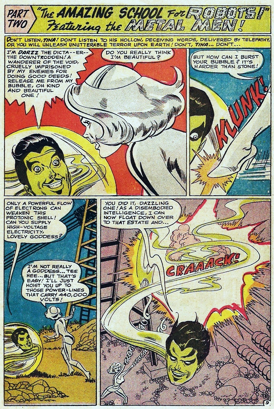 Metal Men (1963) issue 31 - Page 15