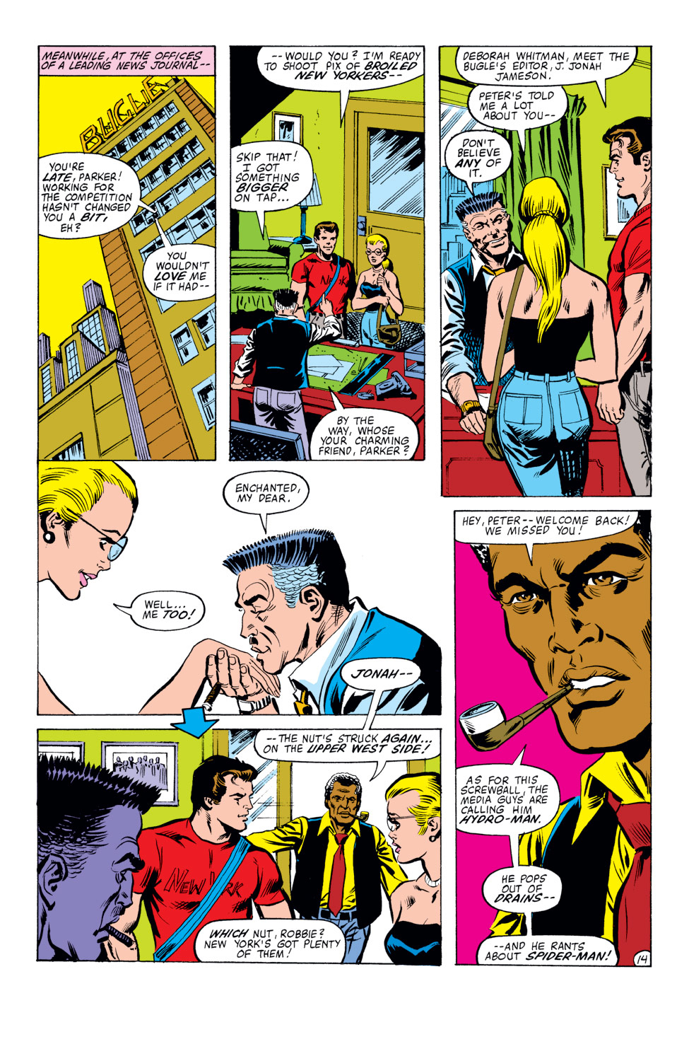 The Amazing Spider-Man (1963) 212 Page 14